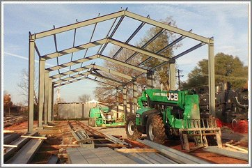 Steel Framing Services Hickory NC